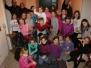 Druženje dječjeg zbora u župnoj kući