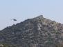 Helikopterom transportiran materijal na Drid