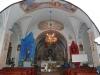 Unutrašnjost župne crkve u Ludbregu