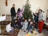djeca i roditelji u crkvi u Vrsinama