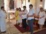Krštenje Eme i Paole Muslim
