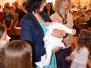 Krštenje Lucije Matijaš