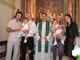 Krštenje Noemi i Nikol Dimache