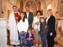 Krštenje petoro djece