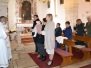 Krštenje Tamare Nevešćanin