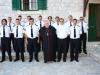 vatrogasci s Ocem biskupom Antom Ivasom