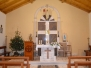 Novi kameni oltar na Gorču