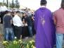 Pogreb naše župljanke Marija Jakus