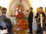Pogreb naše župljanke Matija Palada