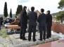 Pogreb našeg župljanina Jerka Matijaša