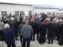 Pogreb našeg župljanina Miljak Mirka