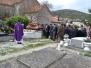Pogreb našeg župljanina Ante Šalova