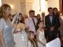 Vjenčanje Andreja Tadića i NIkoline Radić