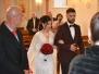 Vjenčanje Branke Pereža i Darka Kafadar