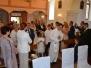 Vjenčanje Marina Lekaja u Elizabete Markljušaj