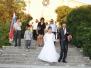 Vjenčanje Marka Pereže i Tanje Lovrić