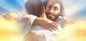 krist- zagrljaj