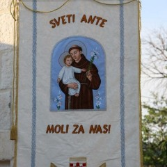 Proslava blagdana sv. Ante u Gustirni