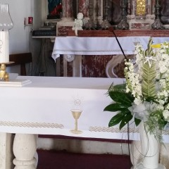 Molitveno slavlje Cvjetnice u obitelji