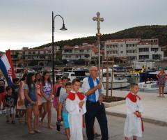 Sveti Jakov zaštitnik župe i općine Marina