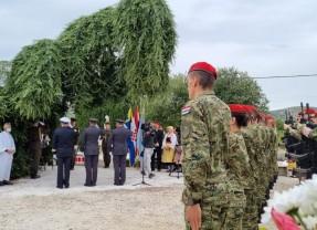 Propovijed don Josipa Mudronje na misi za generala Matijaša