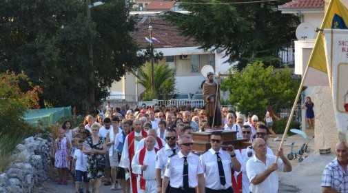 Proslavljen blagdan sv. Jakova