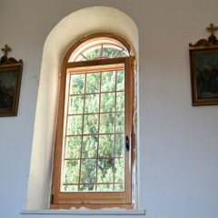 Novi prozori na župnoj crkvi