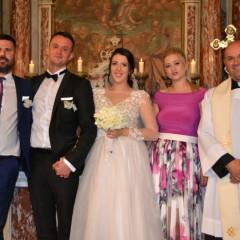 Vjenčali se Grgo Alajbeg i Ivana Palada