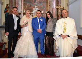Vjenčani Veronika Sušilović i Ivan Rinčić