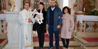 Krštena Laura Nevešćanin