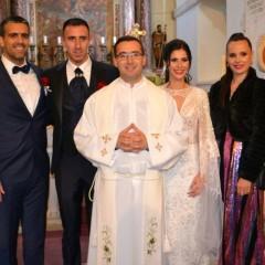 Vjenčani Branka Pereža i Darko Kafadar