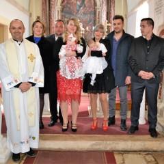 Krštene Marieta Božan i Mia Jerković