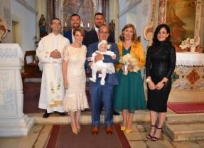 Vjenčali se Mario Palada i Marija Matijaš i krstili malu Cvitu
