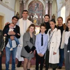 Kršten Filip Jakov Palada