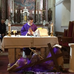 Molitveno slavlje Dana Gospodnjeg u obitelji