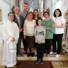 Zlatna obljetnica braka Ante i Magdalene Bilić